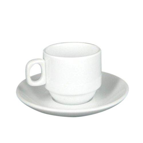 TAZA C/PLATO CAFE 90CC