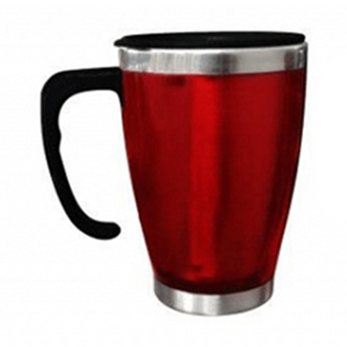 TRAVEL MUG OVAL