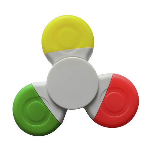RES RESALTADOR SPINNER TRIO