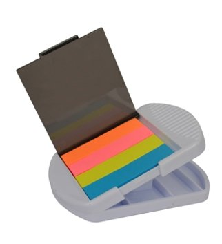 CLIP IMANTADO PORTA POST-IT